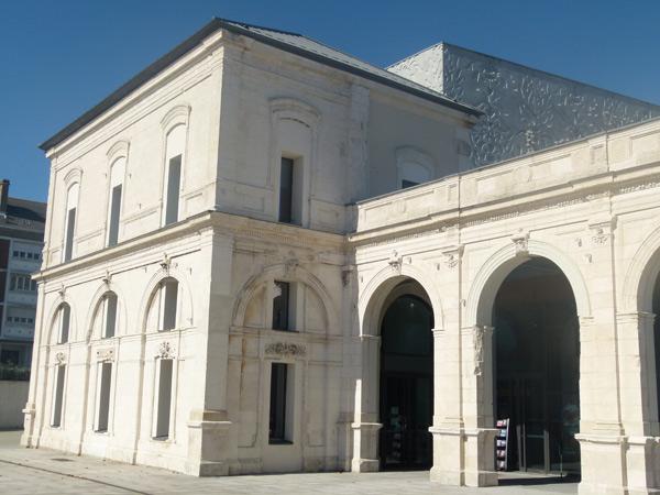Le Théâtre de Saint-Nazaire en partie subventionné par l'Europe via la Région