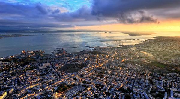 Brest est la ville où la dette par habitant est la plus faible