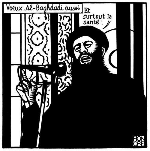 Le message de Charlie Hebdo sur Face book quelques heures après l'attentat
