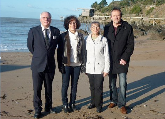 François Mathorez, Claudine L'Henoret,Nadine Eyssalet,Thierry Jamet