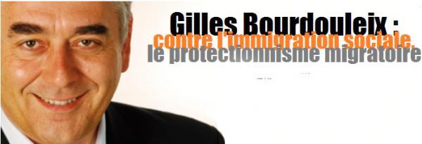Gilles Bourdouleix, le député-maire (UDI) de Cholet