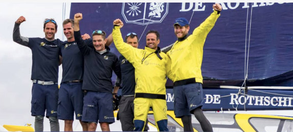Maxi Edmond de Rothschild.