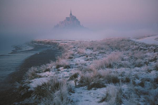Le mont Saint-Michel © Images & Idées