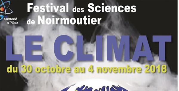 Festival des Sciences de Noirmoutier