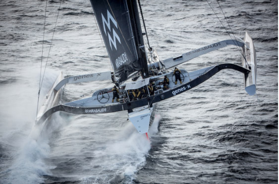 Spindrift 2 © Eloi Stichelbaut I Spindrift racing