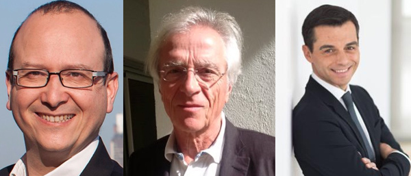 Patrice Bolo Jean-Michel Tobie, Hervé Grélard