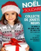Des cadeaux à des enfants de familles en difficulté c'est le Noël solidaire