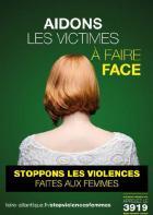« Stoppons les violences faites aux femmes »