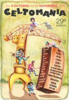29ème Edition des Celtomania en Loire-Atlantique