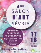 4ème édition du salon d'art Sevria