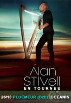 Alan Stivell  en concert à Ploemeur