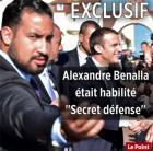 Alexandre Benalla a été habilité au titre du «secret  défense nationale»