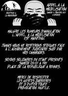 Bretagne Lieuron: Un comité de soutien à la rave party surnommé