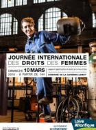 Égalité femmes-hommes : temps forts à Châteaubriant, Nantes, Gétigné et Clisson