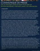 Gilets Jaunes : polémique autour de la liste aux Européennes