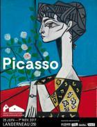 Exposition Picasso du 25 juin au 1er Novembre à Landerneau