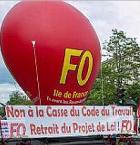 FO 44 demande le retrait des ordonnances et appelle à manifester le 12 septembre