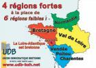 L'Union Démocratique Bretonne interpelle le président de la Région Bretagne