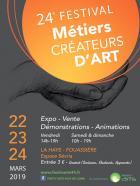La Haye Fouassière accueille son 24ème  Festival des Métiers Créateurs d'Art