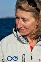 La navigatrice et eurodéputée Catherine Chabaud lance un appel aux solutions pour la protection des océans