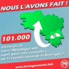 Les élus départementaux se prononceront sur le rattachement de la Loire-Atlantique à la région Bretagne lors de la session budgétaire