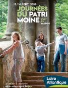 Loire-Atlantique : Journées du patrimoine 15 et 16 septembre