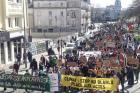 Marche pour une vraie loi climat :partout en France du monde dans les rues