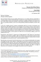 MathieuOrphelin demande au CSA le retrait deZemmour del'antenneCNEWS