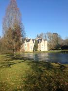 Offrez vous une pause au château de Montriou