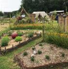 Promenade dans un jardin extraordinaire à Trégornan en Glomel centre Bretagne