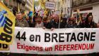 Référendum sur la réunification de la Bretagne :il y a les élus qui signent, les faux culs, et ceux qui vont dans le sens duvent