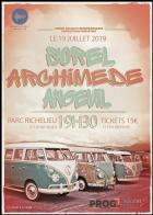 Richelieu: un concert exceptionnel en plein air