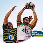 Saint-Colomban reçoit l'équipe du Stade Nantais Rugby
