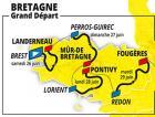 Tour de France 2021 : 4 étapes en Bretagne