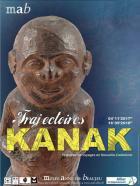 Trajectoires Kanak une magnifique exposition d'histoires de voyages en Nouvelle-Calédonie