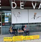 Vannes :les anti-passrenseignent à la gare
