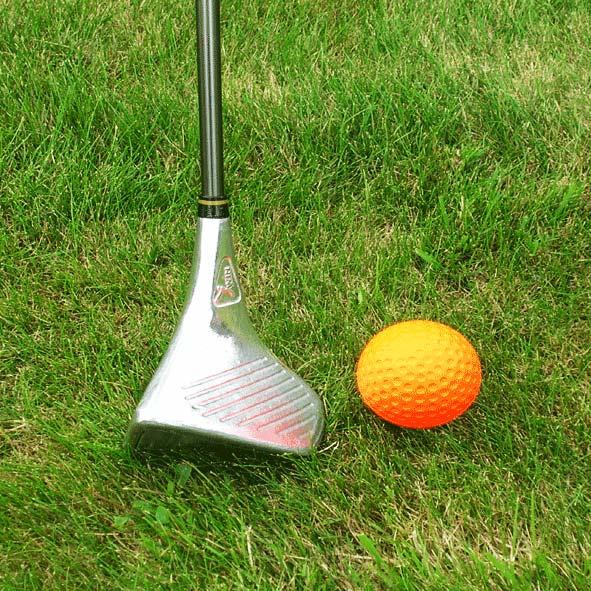 matériel de swin-golf
