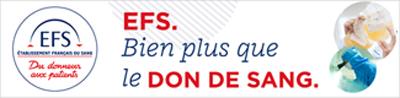 EFS Don du sang