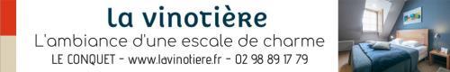 Hôtel La Vinotère Le Conquet